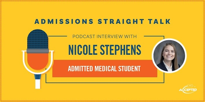 An Accepted Student's Advice for Reapplying to Medical School