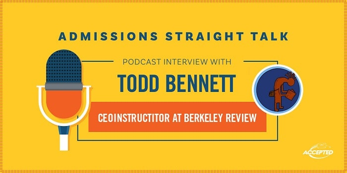 Podcast interview with Todd Bennett