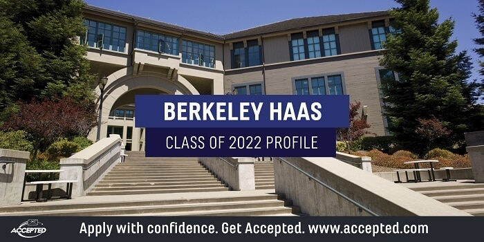 UC Berkeley Haas Class of 2022 Profile