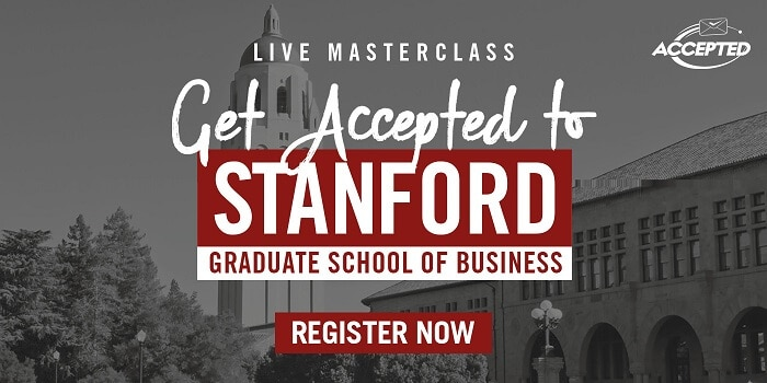 Get Accepted to Stanford GSB blog image