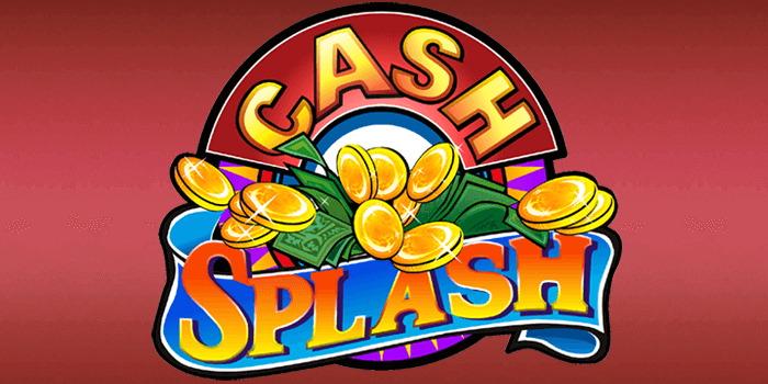Cash Splash jackpot slot