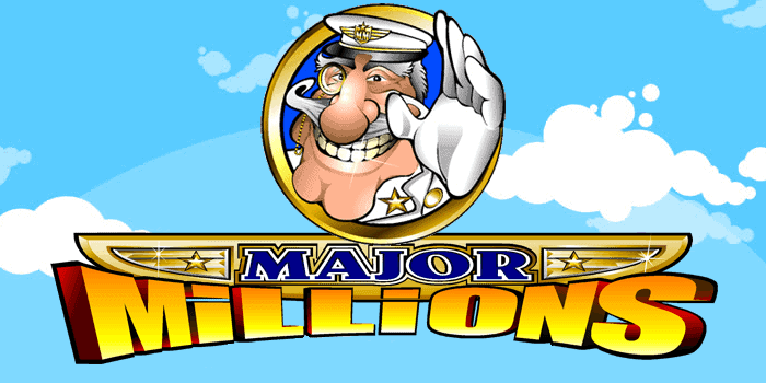 Major Millions game free spins
