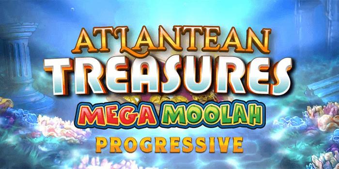 Atlantean Treasures Jackpot Slot