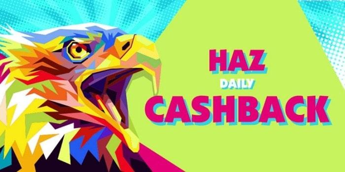 Daily Cashback