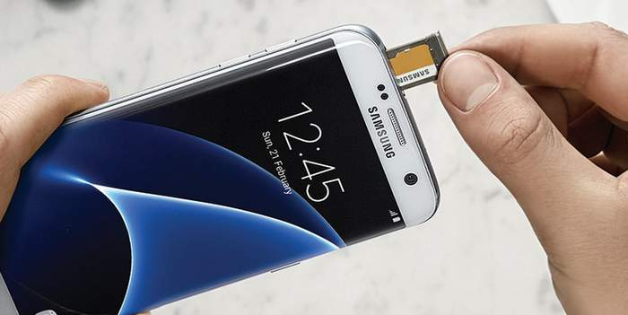 samsung galaxy s7 edge sd karte How to fix microSD card and memory issues with Samsung Galaxy S7