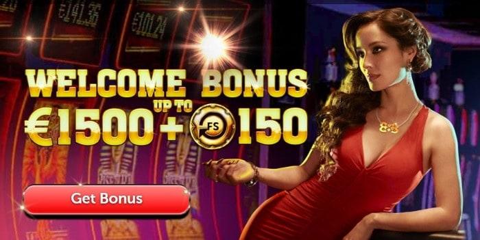 Get 1500 EUR welcome bonus!