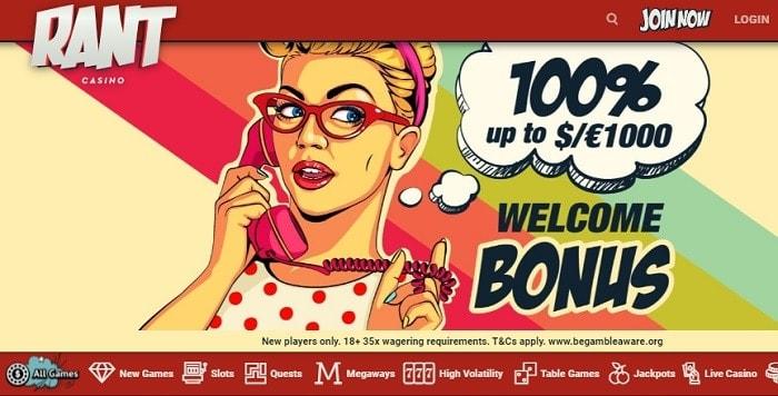 100% free bonus and promotions