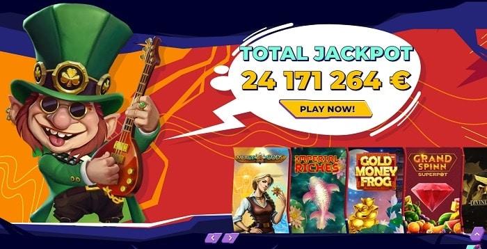 Boka Casino Jackpots