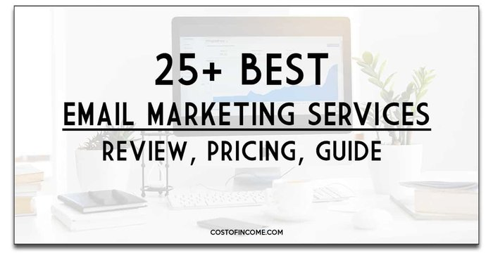 best email marketing services