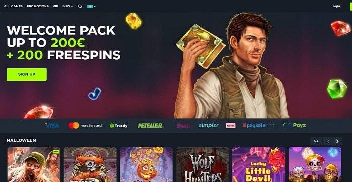 100 gratis spins no deposit bonus