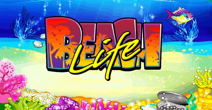 Beach Life progressive jackpot review