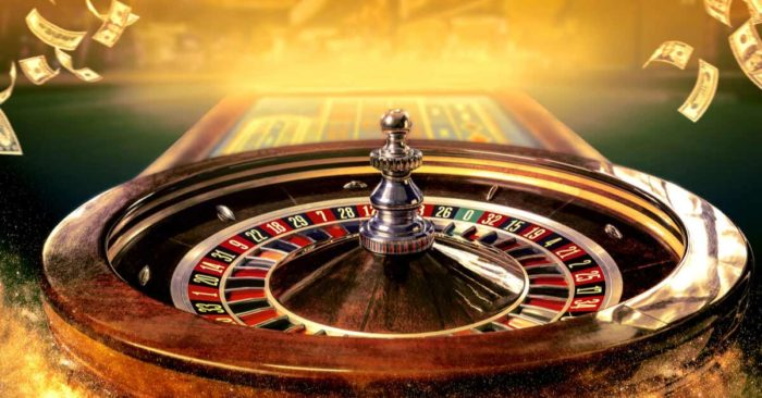 Roulette Online & Strategy
