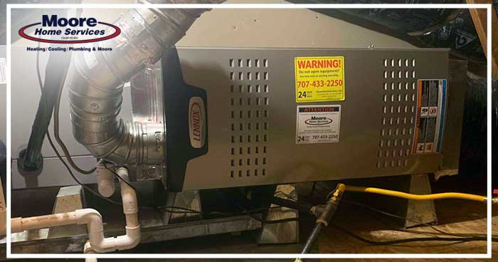 Types of Home Heating Systems - Furnace