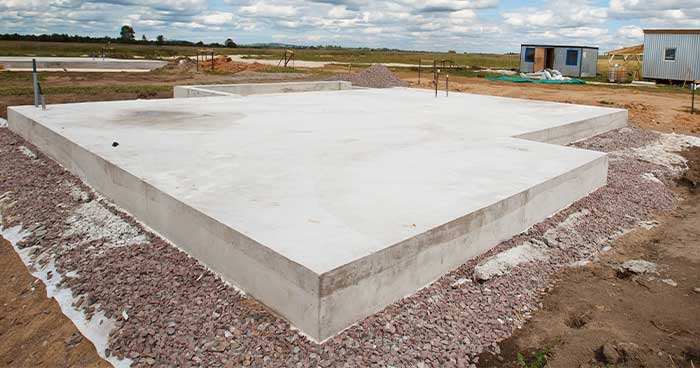 Slab leaks  can occur when your home is built on a concrete slab.