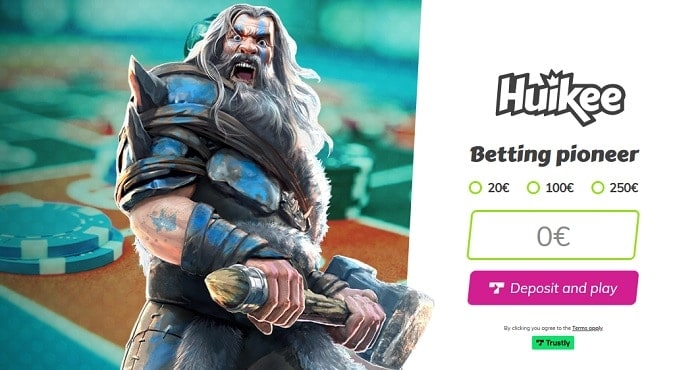 Finnish online casino with Trustly
