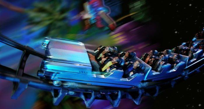 Aeurosmith's rockin' roller coaster is perfect for teen and tween thrill-seekers are walt disney world