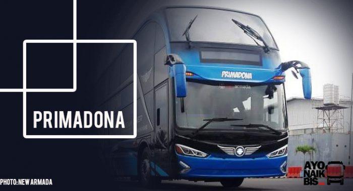 Bus Primadona Tingkat