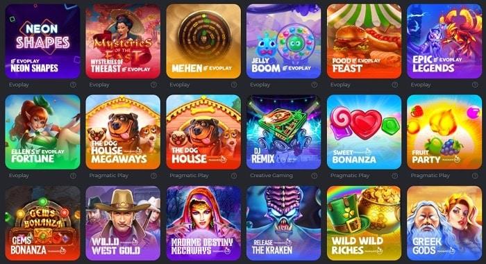 BC Game Casino Free Bonus