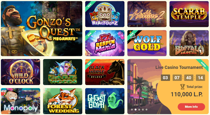 YoYo Casino Games Review