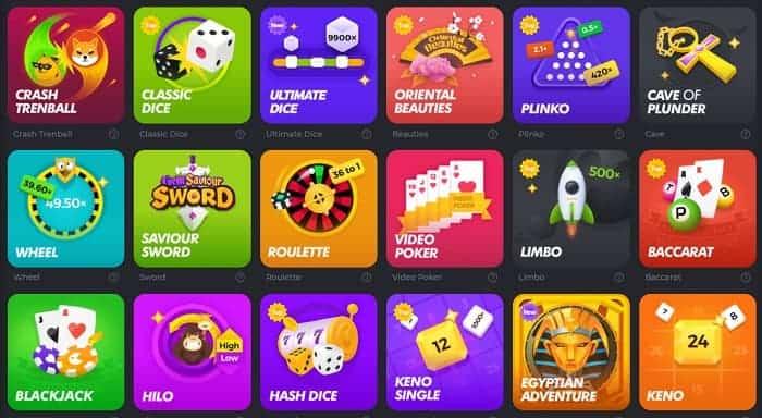 Play BC Game Casino
