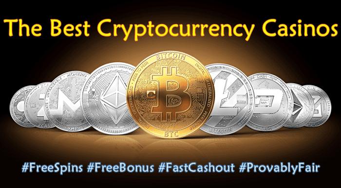 Cryptocurrency Casino Bonuses: Bitcoin, Litecoin, Ethereum, Dogecoin