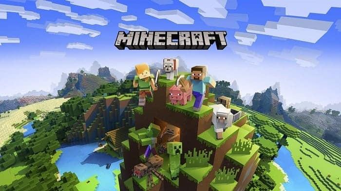 Minecraft descargar gratis