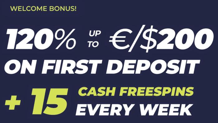 120% bonus