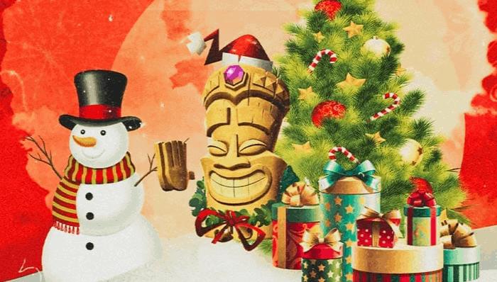 Christmas Bonus Calendar - Free Spins and No Deposit Bonuses