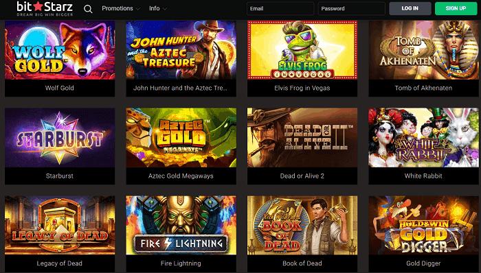 Top Casino Games