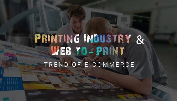 web to print Printing trend