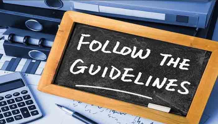 Guide Line