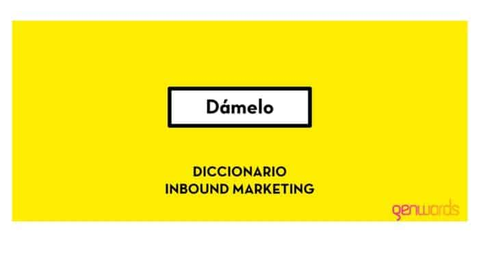 Diccionario Inbound Marketing