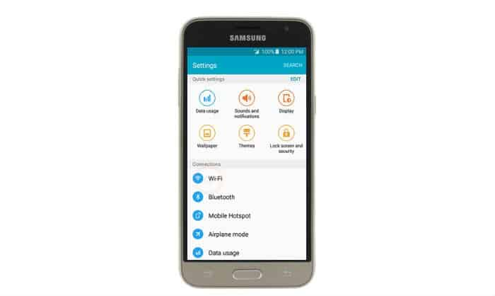 How to fix Samsung Galaxy J3 that can't connect to Wi-Fi