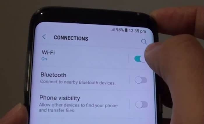 How to manage your Samsung Galaxy S8 Wi-Fi and Mobile Data
