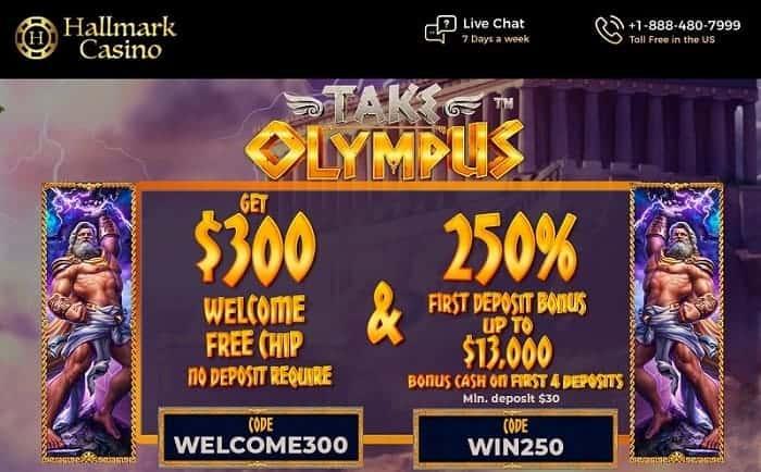Get $300 free cash bonus!