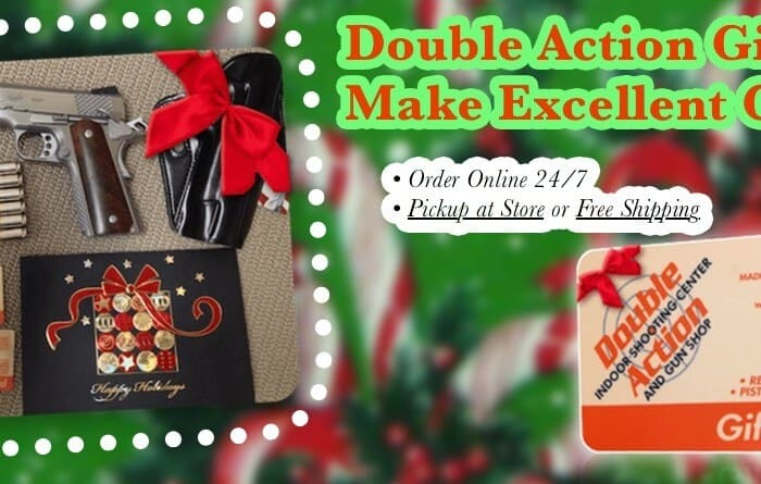Double Action Gift Cards