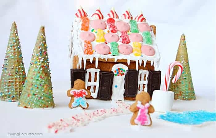 Gingerbread House Decorating Ideas and Recipes