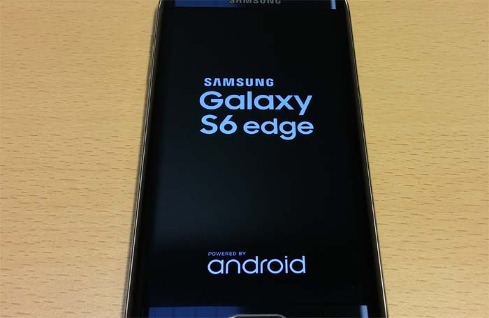 Samsung Galaxy S6 Edge won't turn on or boot up, not
