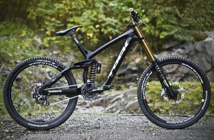 Diferencias entre bicicletas downhill (DH), cross country (XC), all mountain (trail), enduro y freeride