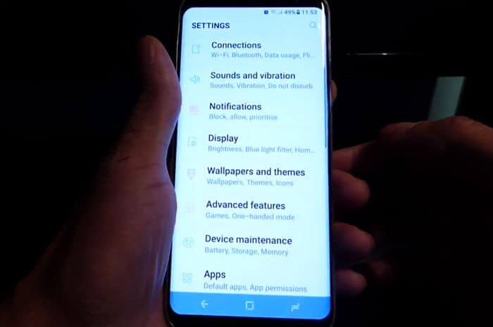"How to fix your Samsung Galaxy S8 with ""Unfortunately"