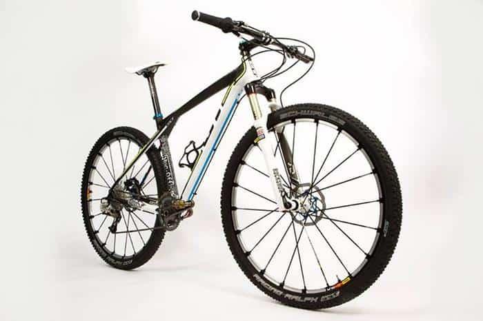 bicicleta mtb tipo cross country