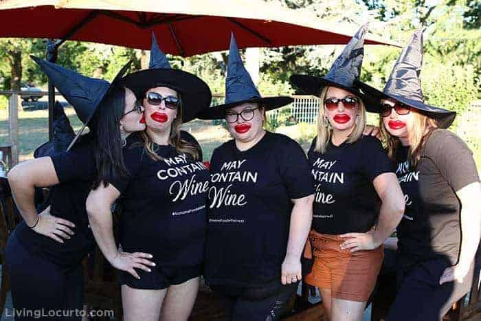 Food Blogger Retreat - Halloween Party Ideas for a Witch's Night Out! Inspiration for hosting an epic gothic Witch Halloween Party.
