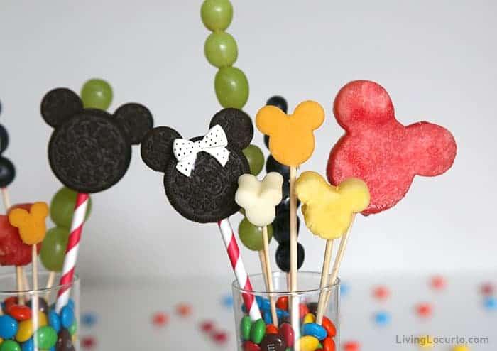 Disney Jarcuterie - Individual Charcuterie Cups