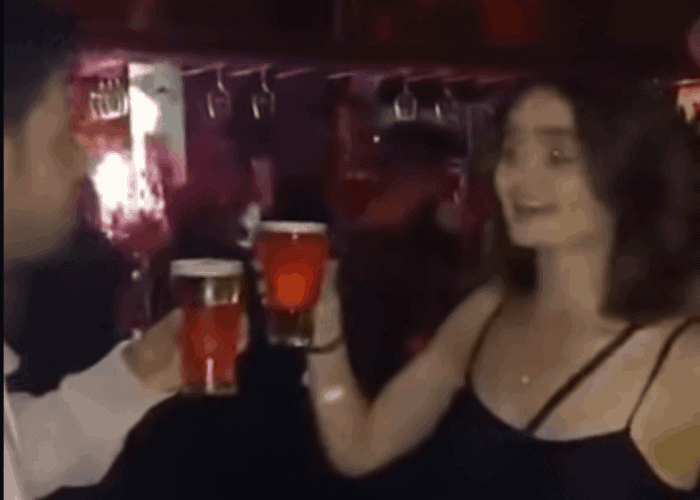 Irish girl at bar (1)