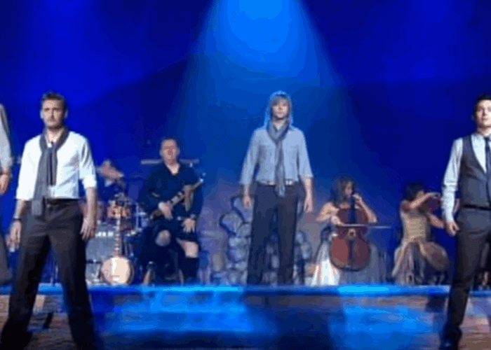Celtic thunder most powerful song ever