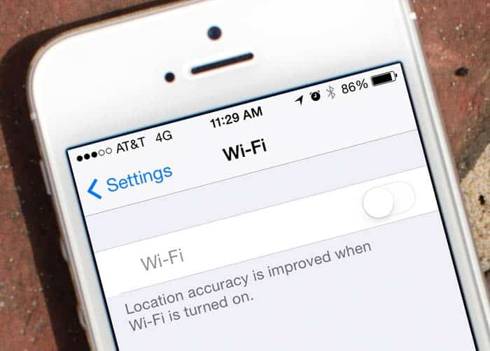 How to Fix Apple iPhone 6s no Internet and other Wi-Fi