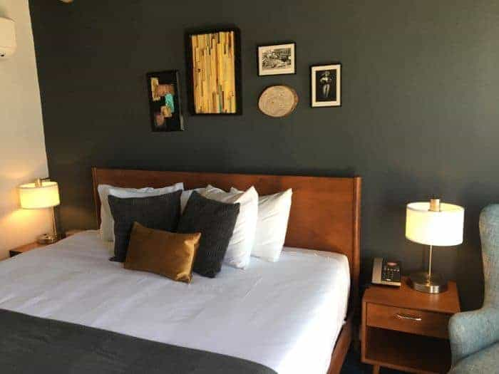 The el vado motels' artful rooms