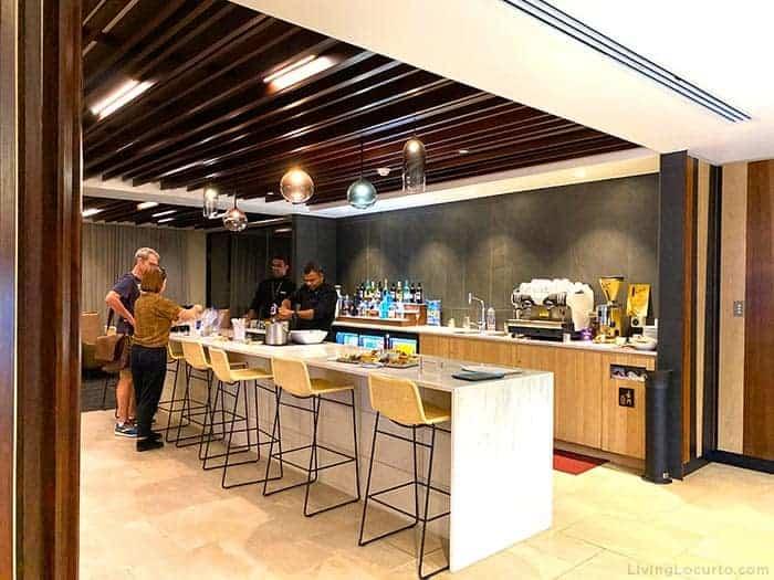 Fiji Airways Lounge Review