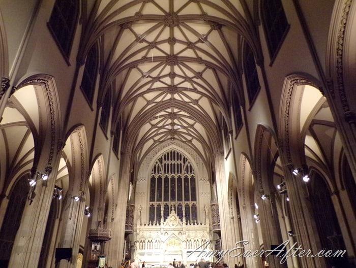 Kodak PIXPRO AZ401 Review - Trinity Church, lower Manhattan, NYC