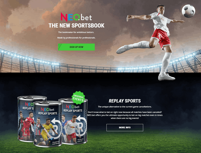 NEO.bet Sportbook Review